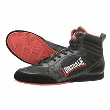 Mens Lonsdale Widmark Boxing Boot Sports Trainers Last Few