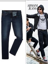 Mens ARMANI JEANS J10 Extra Slim Fit Jeans Size 36 in. BNWT RRP £145 GENUINE