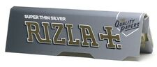Rizla Silver Rolling Papers RICE PAPER Standard size ***multiple variations***