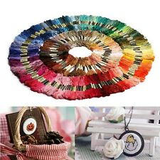 High quality Mix Color Cross Stitch Cotton Sewing Skeins Embroidery Thread Floss