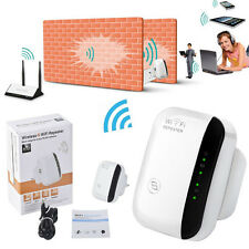 Wireless-N WPS Booster Router 300Mbps 802.11 Signal Extender Wifi Repeater