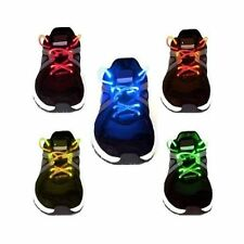 3rd.Gen.Light-Up Shoelaces-LED Waterproof Luminous Shoe Strap String Party Flash