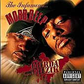 Murda Muzik [PA] by Mobb Deep (CD, Aug-1999, Loud (USA))
