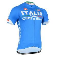 Cycling Road Bike Bicycle Team Clothing Jersey Shirts Tops Riding Sport Wear 107
