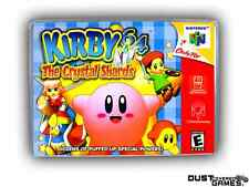 Kirby 64: The Crystal Shards Nintendo 64 N64 Game Case Box Professional Quality!
