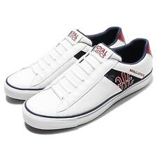 Royal Elastics Cruiser 12 White Red Navy Mens Casual Shoes Sneakers 00871-019