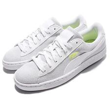 Puma Basket Reset Wns White Women Casual Shoes Sneakers Trainers 362713-02