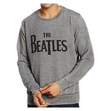The Beatles - Classic Logo Pullover Sweatshirt - New & Official Apple Corps Ltd