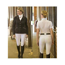 FITS Performax White Front Zip Full Seat Breech