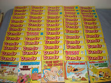 65 x The Dandy Comic Book Library Special Puzzle Books