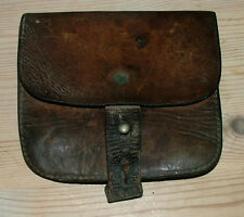 sam browne belt the ammo horse shoe pouch vgc ww1 collectable collection 4 sale