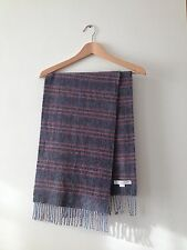 Johnstons of Elgin 100% Cashmere Scarf Made in Scotland NWOT