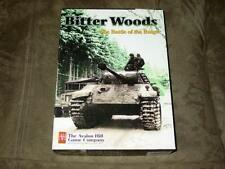 Avalon Hill - AH - BITTER WOODS - The Battle of the Bulge - Plus 2nd Edition
