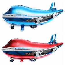 Best Flying Plane Shape Balloon Airplane Foil Helium Balloon Party Adornment R6V