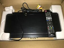 LG BD670 Network 3D Blu-Ray Player in original box  built in Wifi
