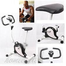 Adjustable Training Cycle Exercise Bike Fitness Cardio Home Cycling Machine AYA