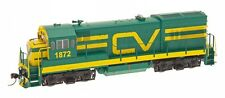 InterMountain 49481S HO Central Vermont FICS GE U18B w/LokSound & DCC