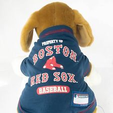Boston Red Sox Dog Shirt MLB Baseball Officially Licensed Quality Pet Product