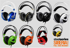 New SteelSeries Siberia V2 Full-Size Headband Headsets free shipping    a10