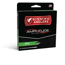 NEW - Scientific Angler Amplitude MPX Fly Line-WF4F - FREE SHIPPING!