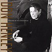 Don Henley - The End of the Innocence (CD, Geffen) New York Minute