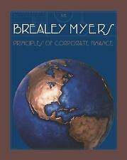 Principles of Corporate Finance : With PowerWeb, and Standard and Poor's Educat…