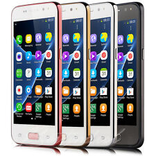 """5.0"""" Unlocked Mobile Cell Phone Dual Core 3G GSM Dual SIM Android Smartphone GPS"""