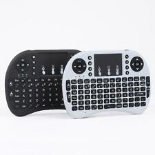 Handheld 2.4G Wireless Keyboard w/Touchpad Fly Air Mouse fr Android TV Box C7W2