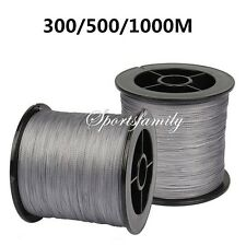 Spectra 300/500/1000M Super Strong Fishing Line 8-100LB PE Dyneema Braided Line