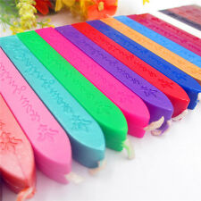 NEW 24 colors  Sealing Wax Stick Stamp Wax For Wedding Decorationn Excellent