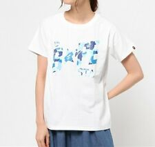 A BATHING APE ABC CAMO BAPESTA TEE 6 colors Printed Womens T-shirt From Japan