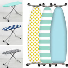 Household Cotton Printed Ironing Board Cover and Pad Thick Underlay Iron Holder