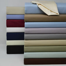 Top Split King Sheets, Adjustable 300 TC OR 600 TC King Deep Pocket Sheet Sets