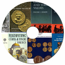 Ancient & Medieval Coins - 80 books and catalogs in pdf format