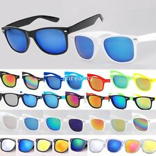 New Mens Womens  Sunglasses Vintage Retro Style Classic Glasses Eyewear MAD