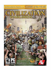 Sid Meier's Civilization IV (Game of the Year Edition) (PC, 2006)