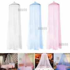 New Elegant Round Lace Insect Bed Canopy Netting Curtain Dome Mosquito#FO4