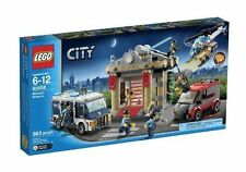 Rare Collectible LEGO City Museum Break-in (60008) - Brand New - Sealed Box