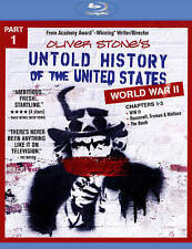 The Untold History of the United States, Part 1: World War II,BLU-RAY,NEW
