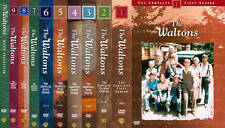 The Waltons: The Complete Seasons 1-9/The Movie Collection (DVD, 2012, 42-Disc …