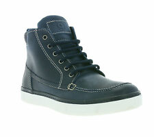 giggs High Top Shoes Children Real leather Sneaker Ankle boots Blue 125490 302