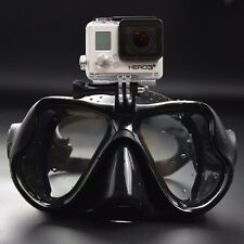 Professional Underwater Diving Mask Scuba Snorkel Swimming For GoPro Camera