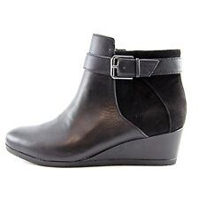 Giani Bernini Women's Chelseaa Round Toe Leather Ankle Boot