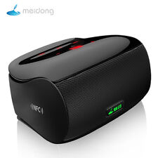 Meidong miniboom Wireless Bluetooth Speaker Subwoofer mini Stereo Portable