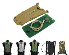Tactical 3L Hydration Water Reservoir Backpack Pouch Bag with Bladder 7 Colors
