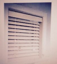 Quality Real Basswood (IVORY) Blinds