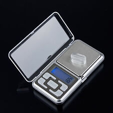 Digital LCD Electronic Jewelry Pocket Portable Gram Weight Balance Scale Great