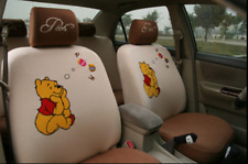 10 PCs Cartoon pattern Universal  Car Seat Covers Car Front Seat Covers