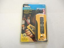 IDEAL VOL-CON XL Voltage/Continuity Tester 61-086 NEW Free Shipping