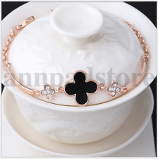 New Cute  Men Women Fashion Beautiful Simple Wild Clover Bracelet